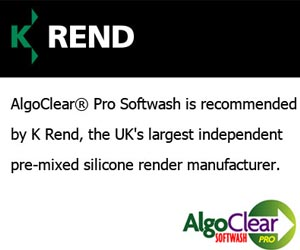 K-Rend Recommended